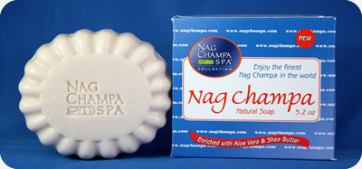 Nag Champa Spa Beauty Soap (150 Grams)